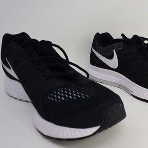 Nike Air Zoom Pegasus 31 654486-010 9.5 black whit